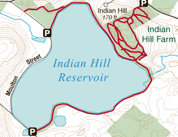 IndianHillReservoir
