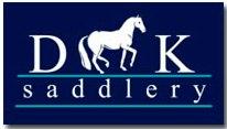 D.K. Saddlery logo
