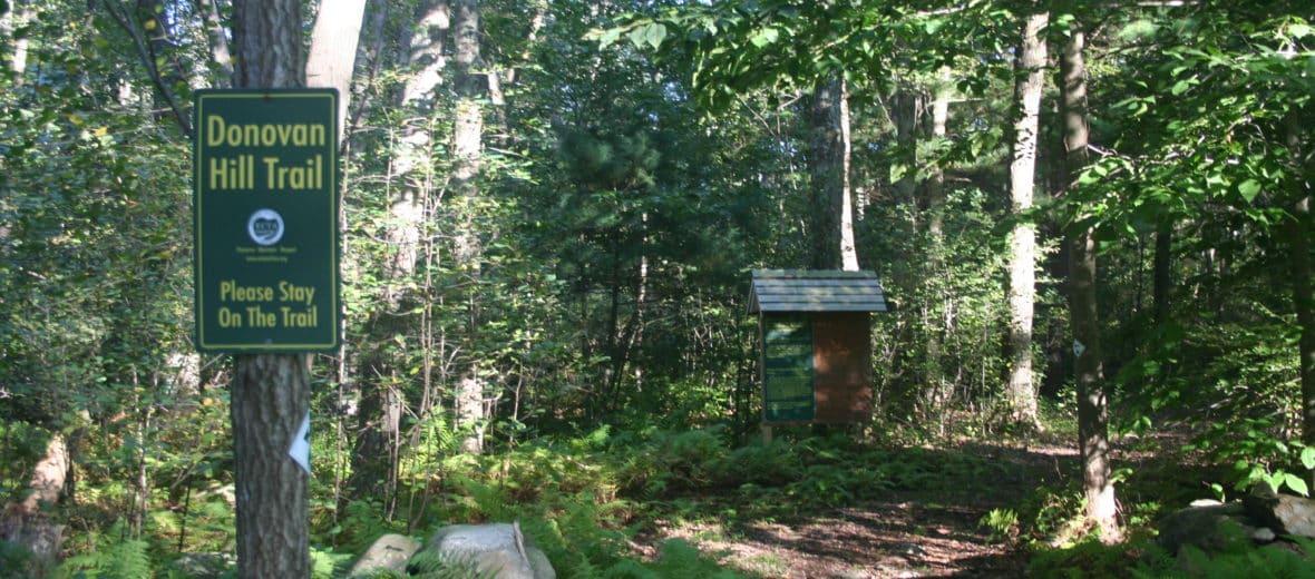 Donovan Sagamore Hill Trail
