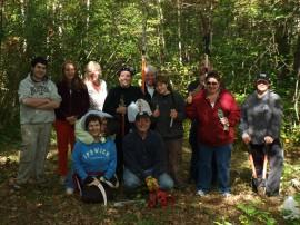 VTD -9-09 Trail Crew 3