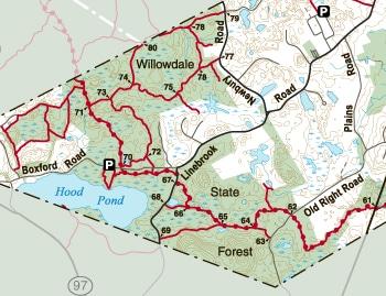 WillowdaleStateForest_West